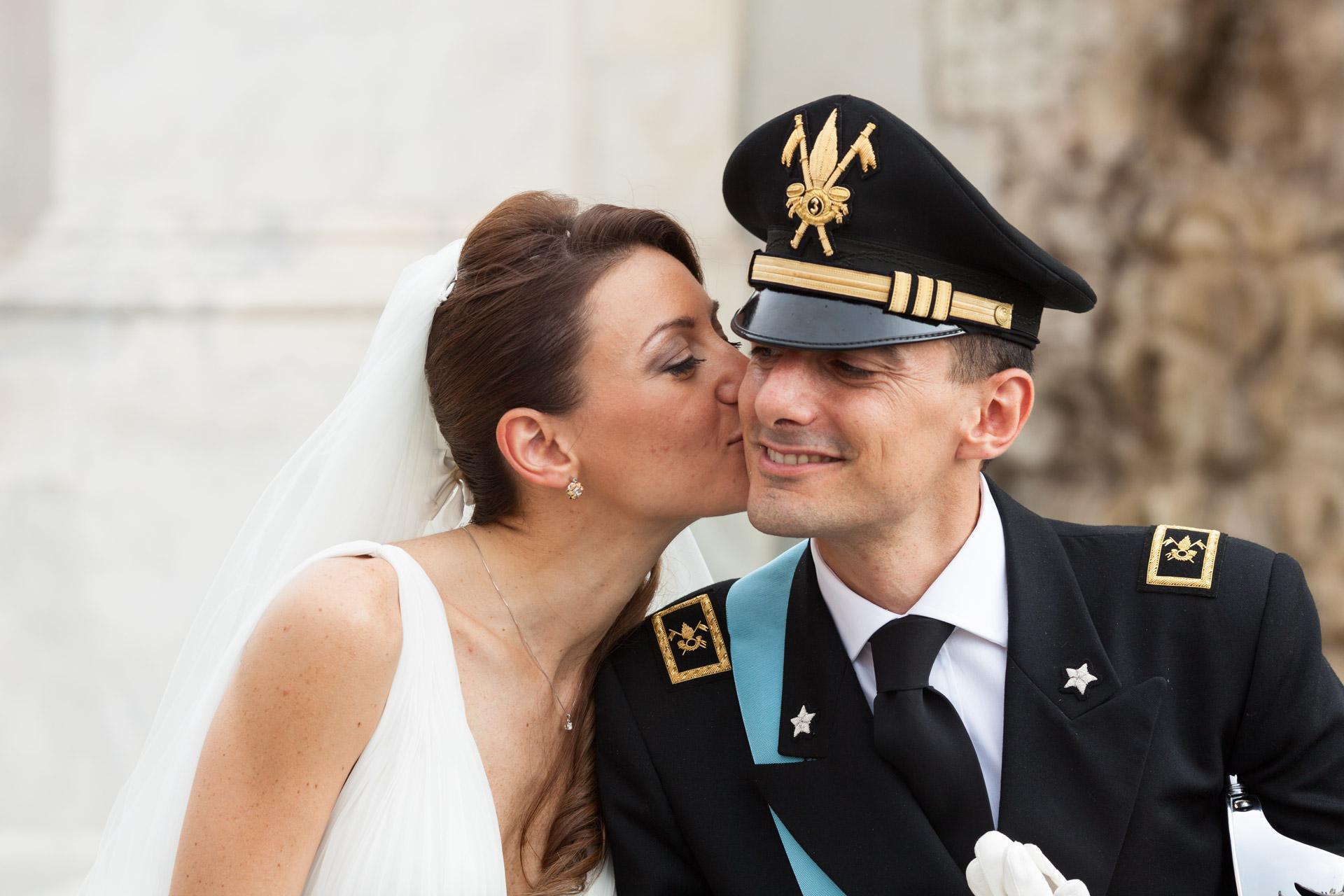 bacio allo sposo al Fontanone, Fontana dell'Acqua Paola