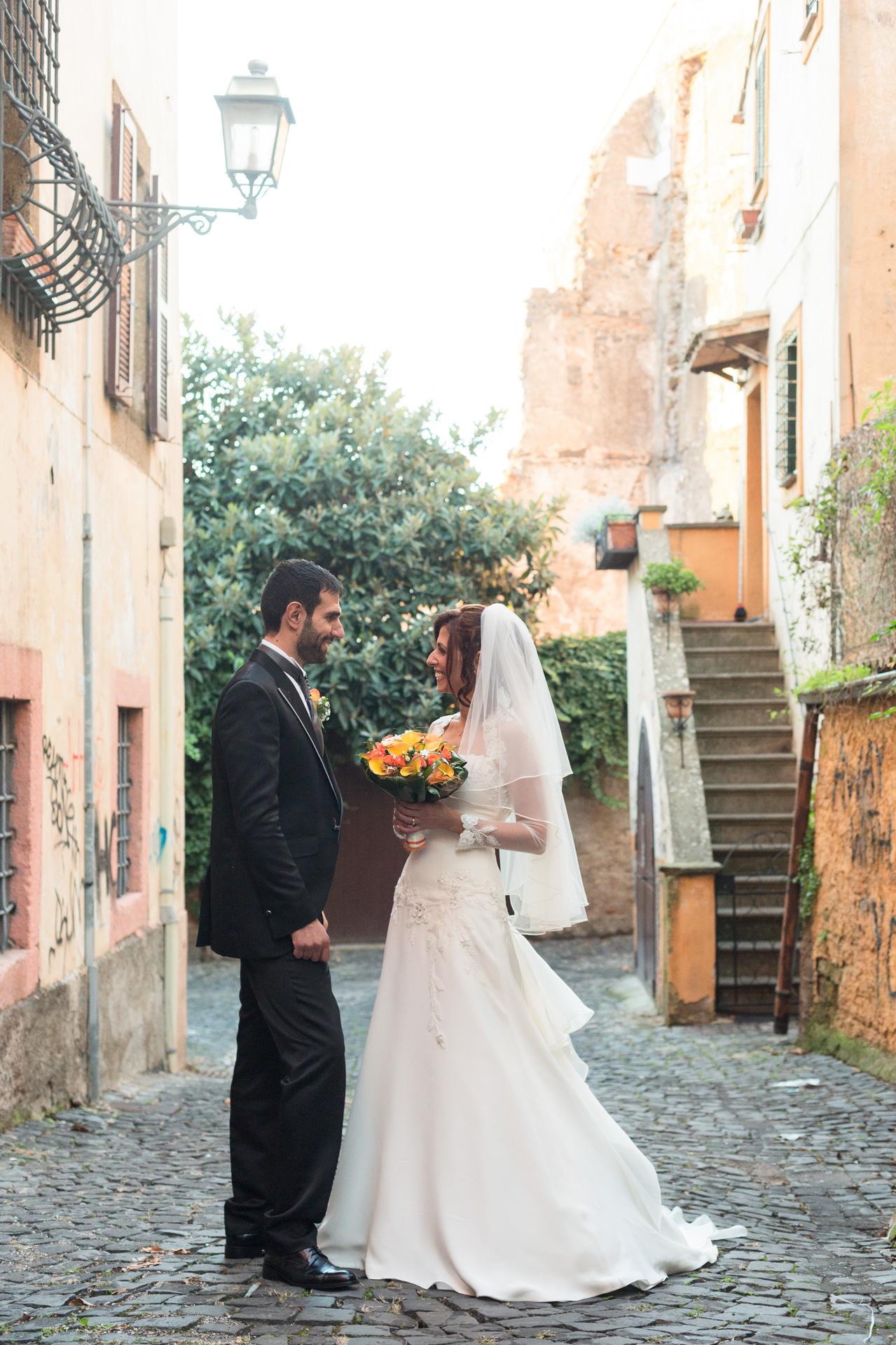 sposi a Frascati