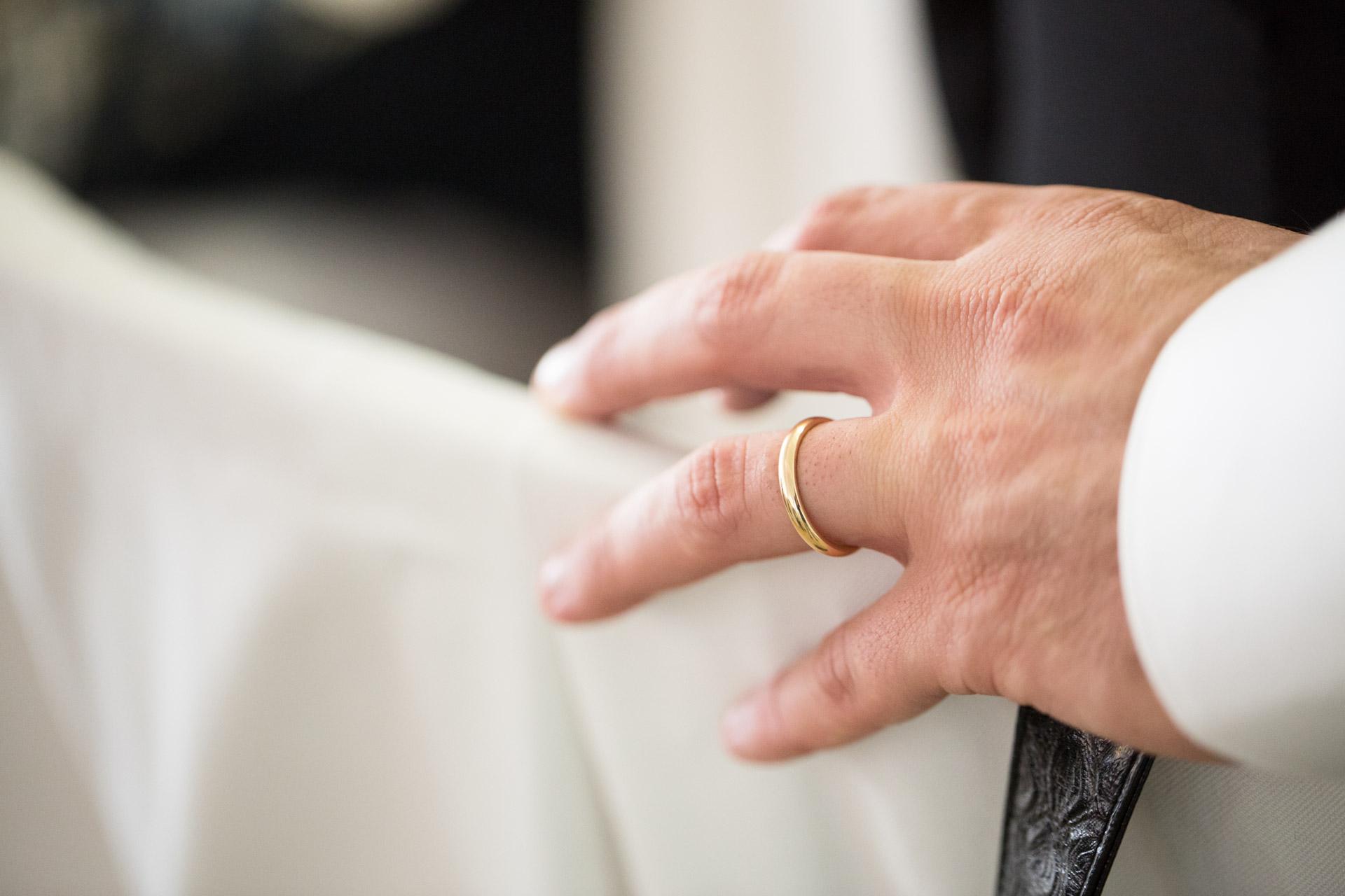la fede dello sposo
