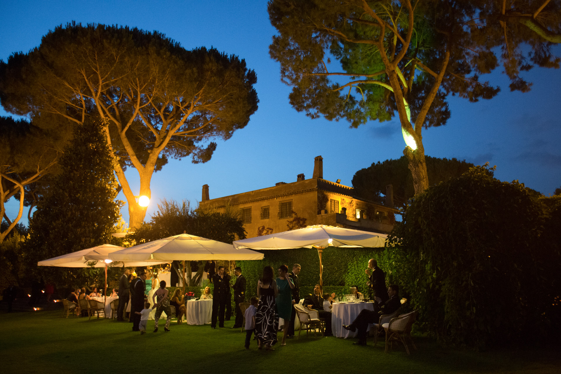 matrimonio a Villa Quintili