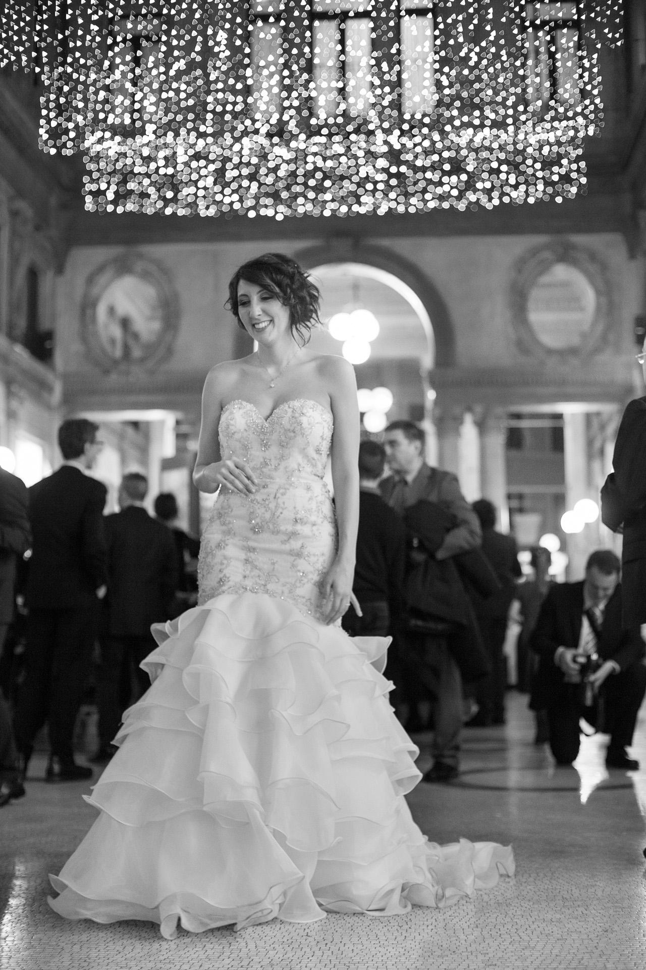 la sposa a Galleria Colonna, Galleria Alberto Sordi
