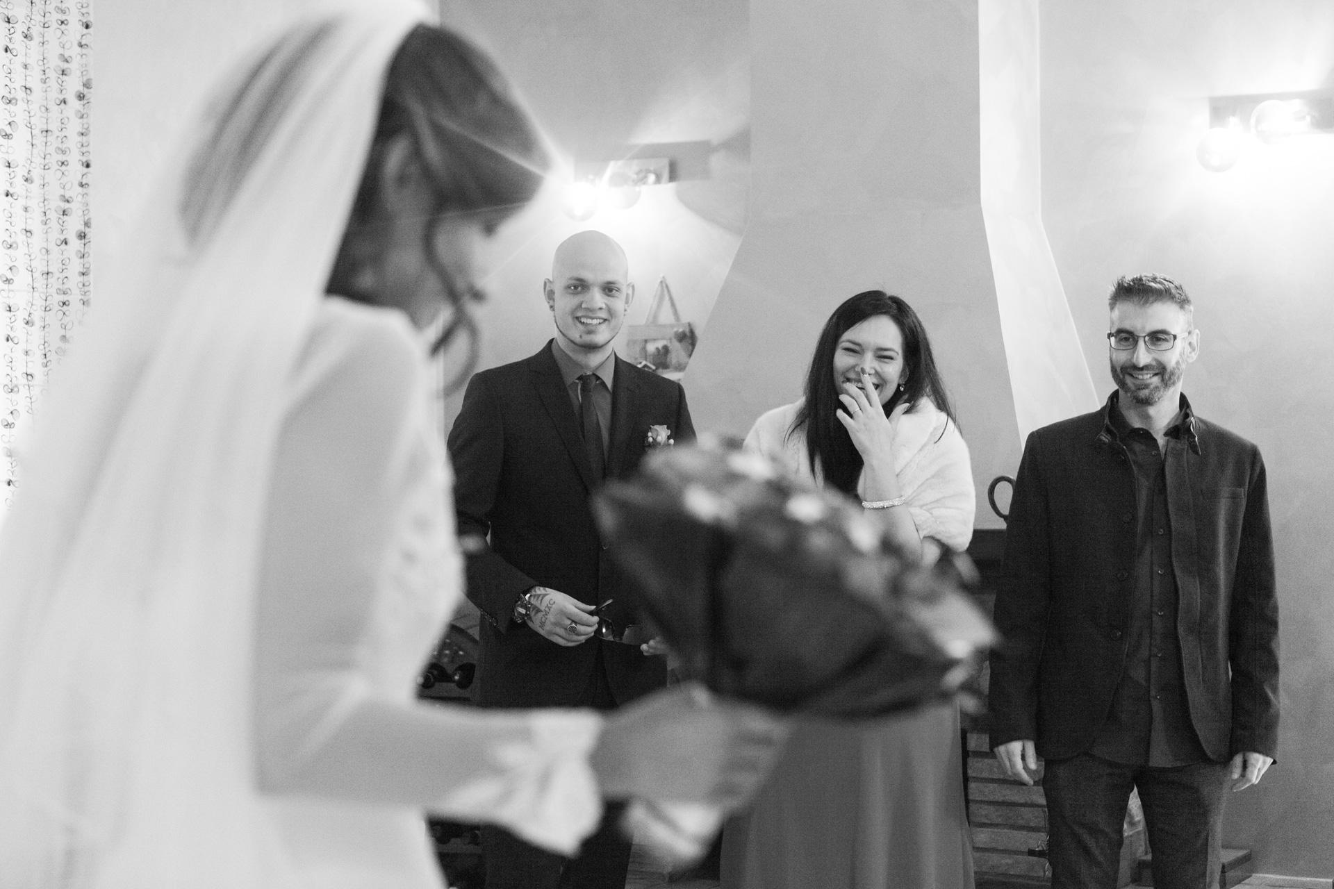 il fratello della sposa