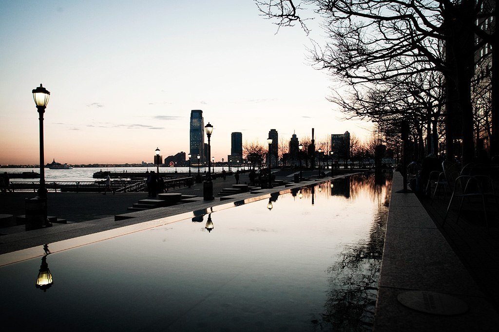 Architecture photography: Battery Park, New York. copyright © _nf