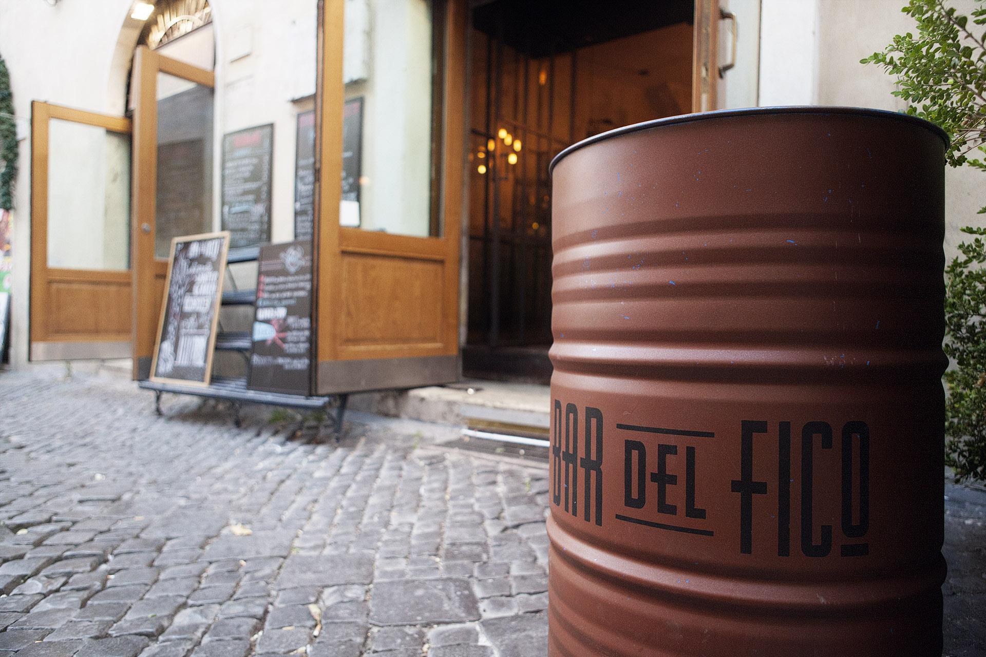 Bar del Fico, Roma