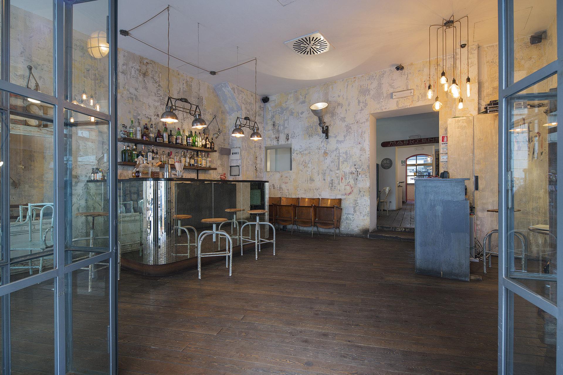 Fotografia d'interni: speakeasy al Bar del Fico, Roma