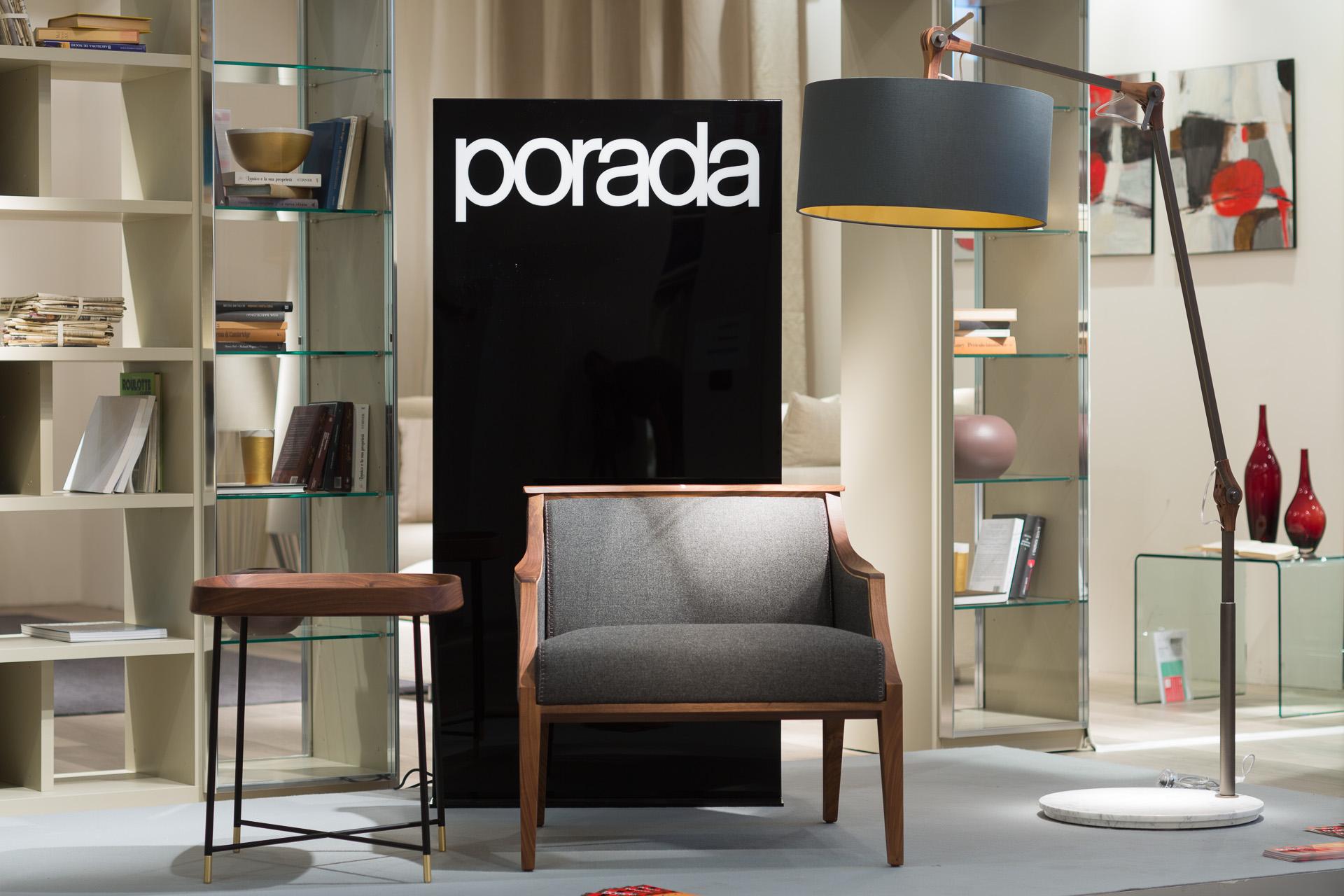 Showroom Binacci: isola Porada