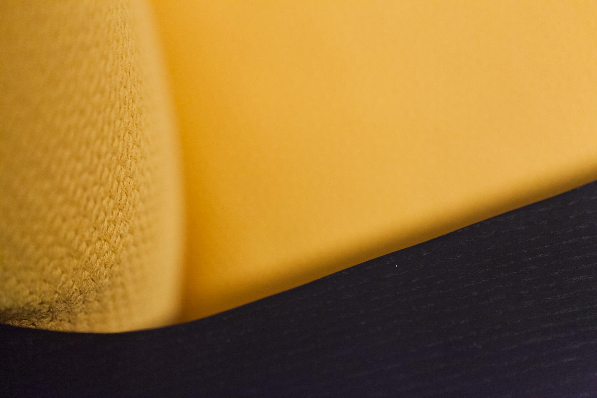 Showroom Binacci: dettaglio poltrona
