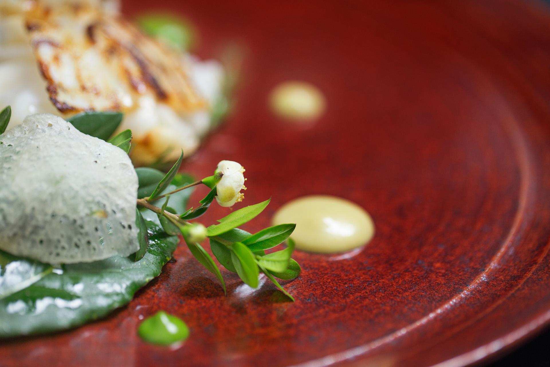 Kyoto Shokunin Kobo e lo chef Gianfranco Pascucci nel ristorante Doozo