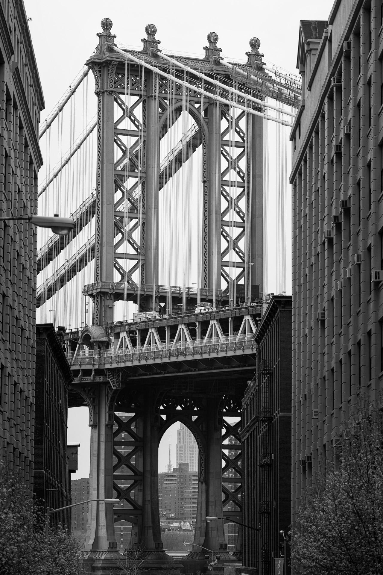 _nf-newyork-manhattanbridge fotografie in bianco e nero