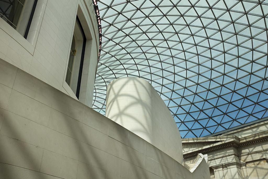 London British Museum interior