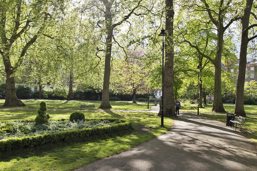 London Russel Square