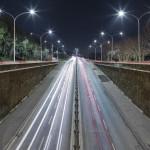 _nf - Roma - Via Cilicia traffico lunga esposizione