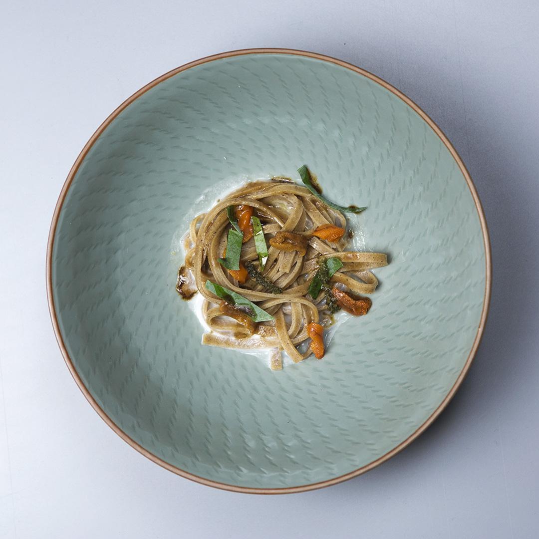 Piatto dello Chef Giovanni Passerini a Culinaria