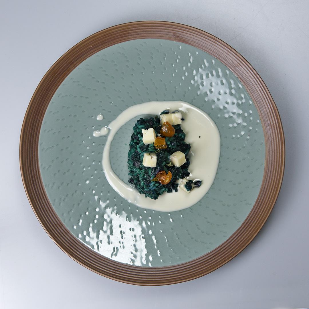 PIatto dello Chef Kotaro Noda a Culinaria