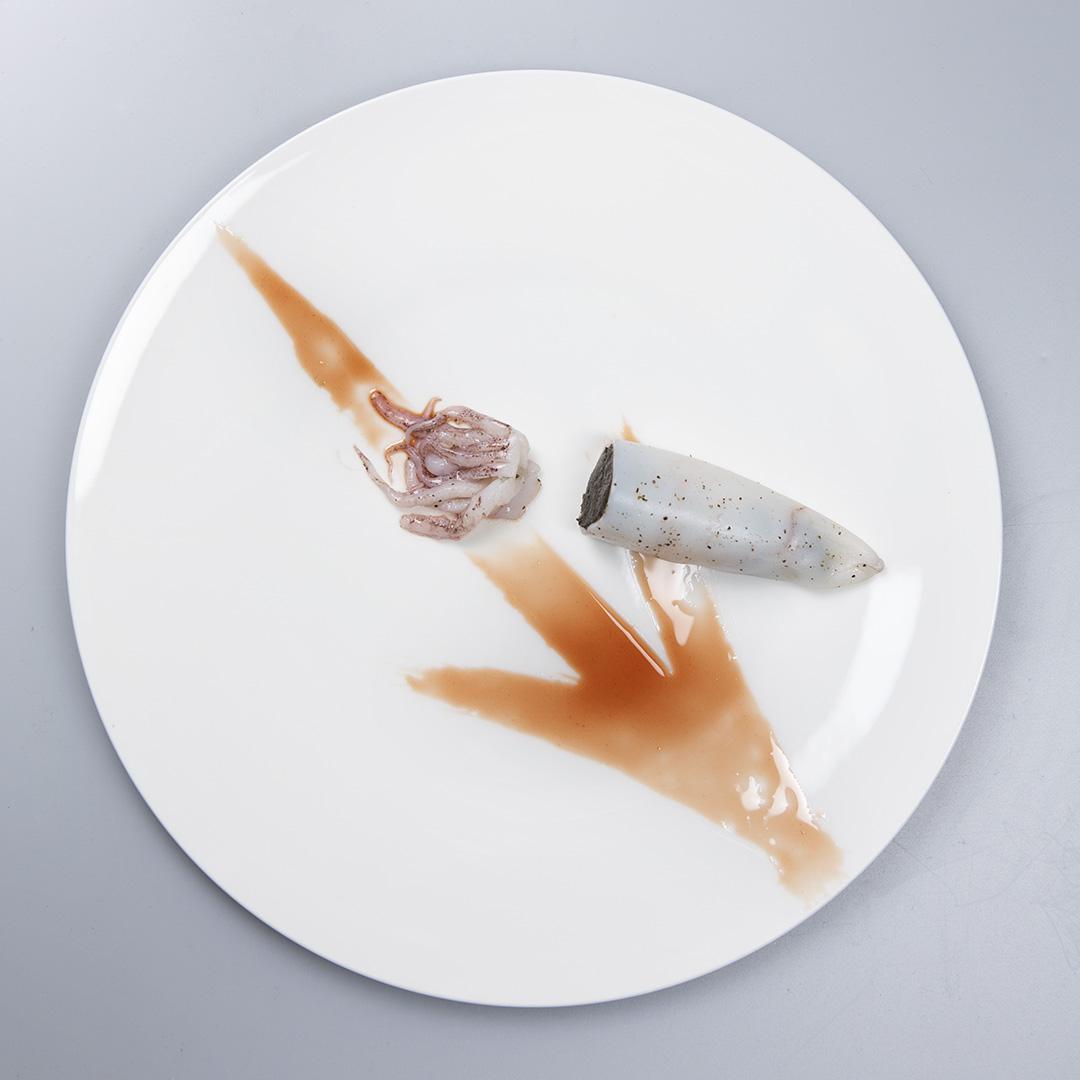 PIatto dello Chef Eugenio Boer a Culinaria