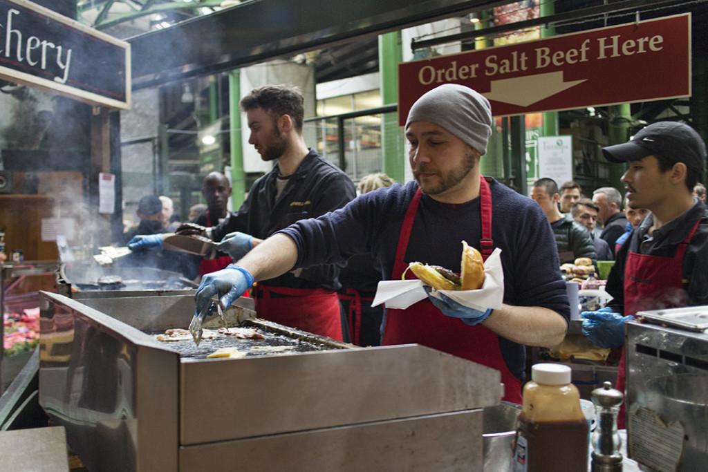London Borough Market: Northfield Farm