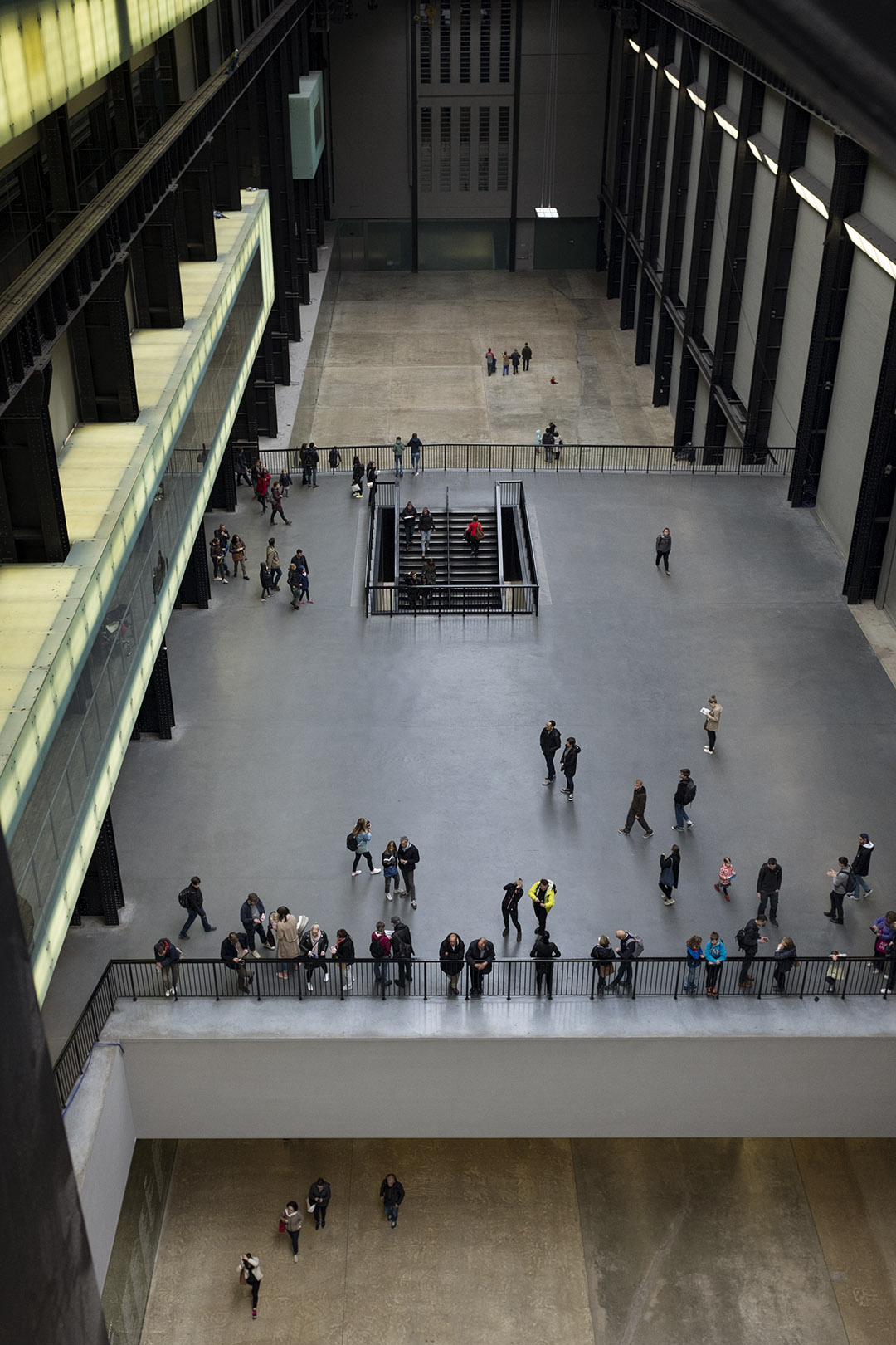 London Tate Modern interior