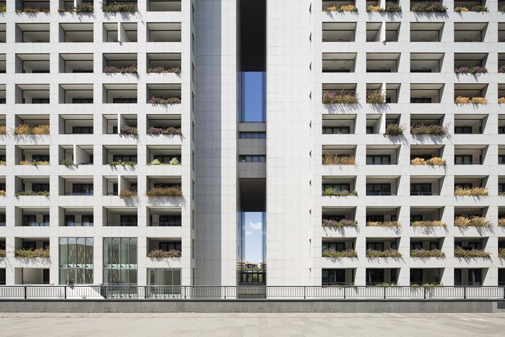 _nf fotografia di architettura Roma Eurosky