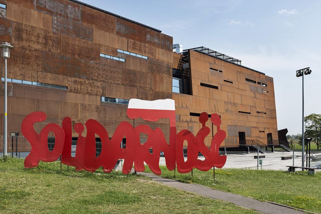 _nf - Gdansk - European Solidarity Centre - Solidarność