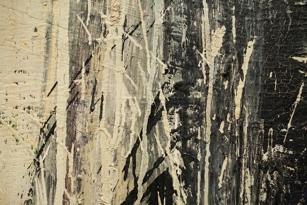 _nf - NewYork, MoMA - Jackson Pollock - One: Number 31 (detail)