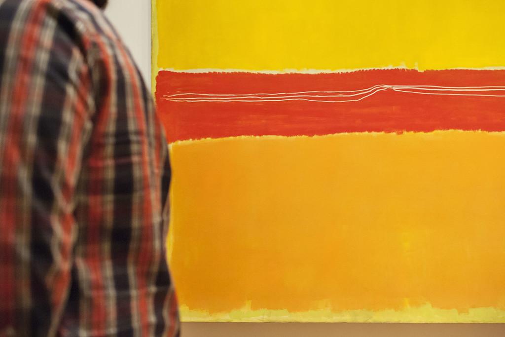 _nf - NewYork, MoMA - Mark Rothko - No. 5/No. 22