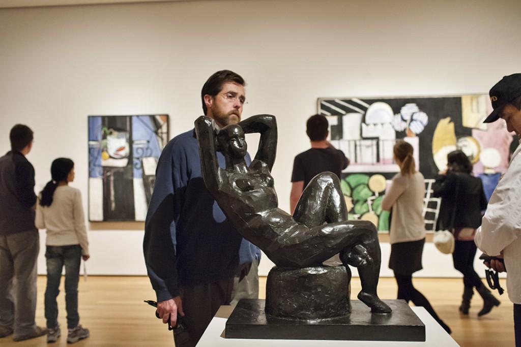 _nf - NewYork, MoMA - sculpture