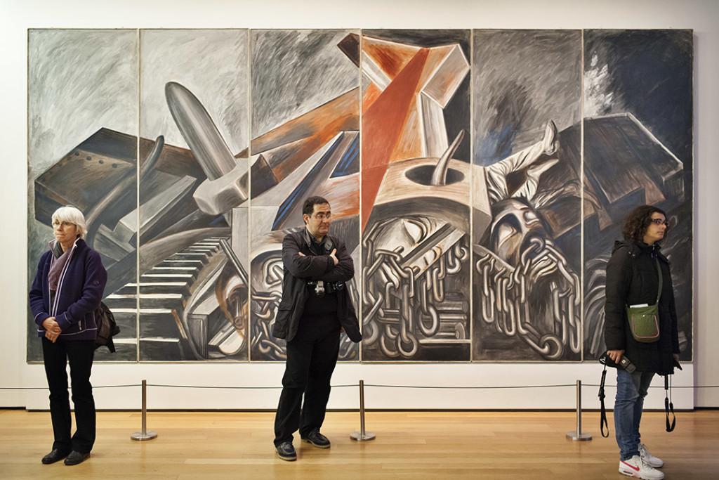 _nf - NewYork, MoMA - German expressionism