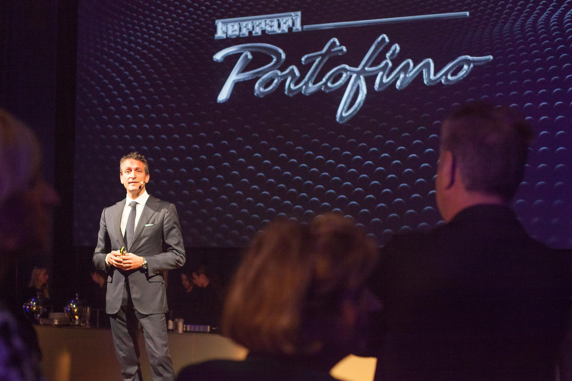 L'evento di presentazione della Ferrari Portofino