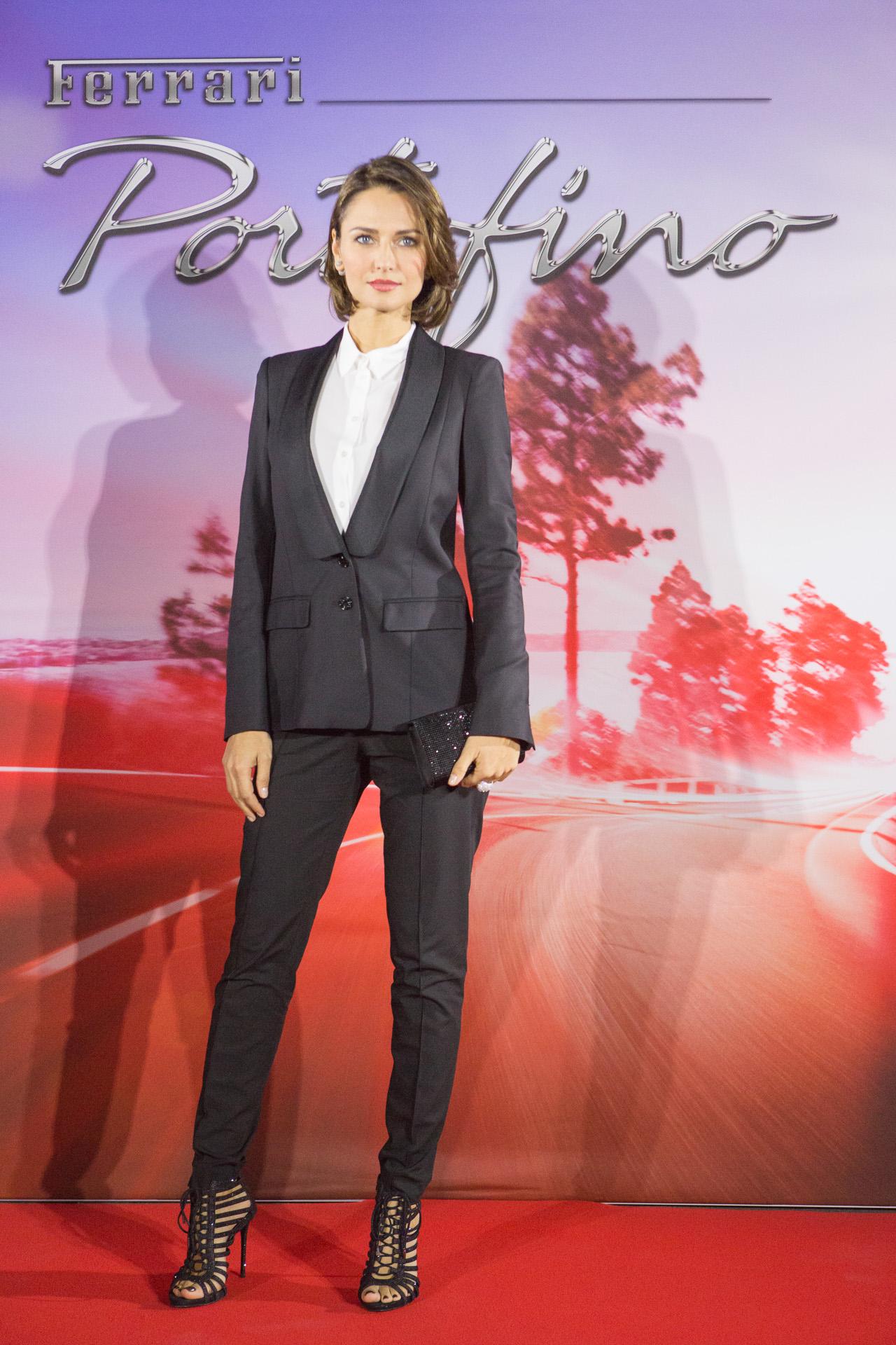 Ospiti all'evento di presentazione della Ferrari Portofino