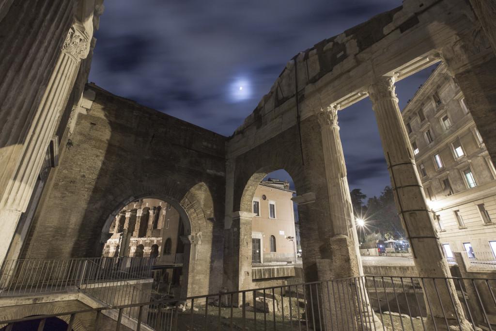 _nf - Roma Portico Di Ottavia