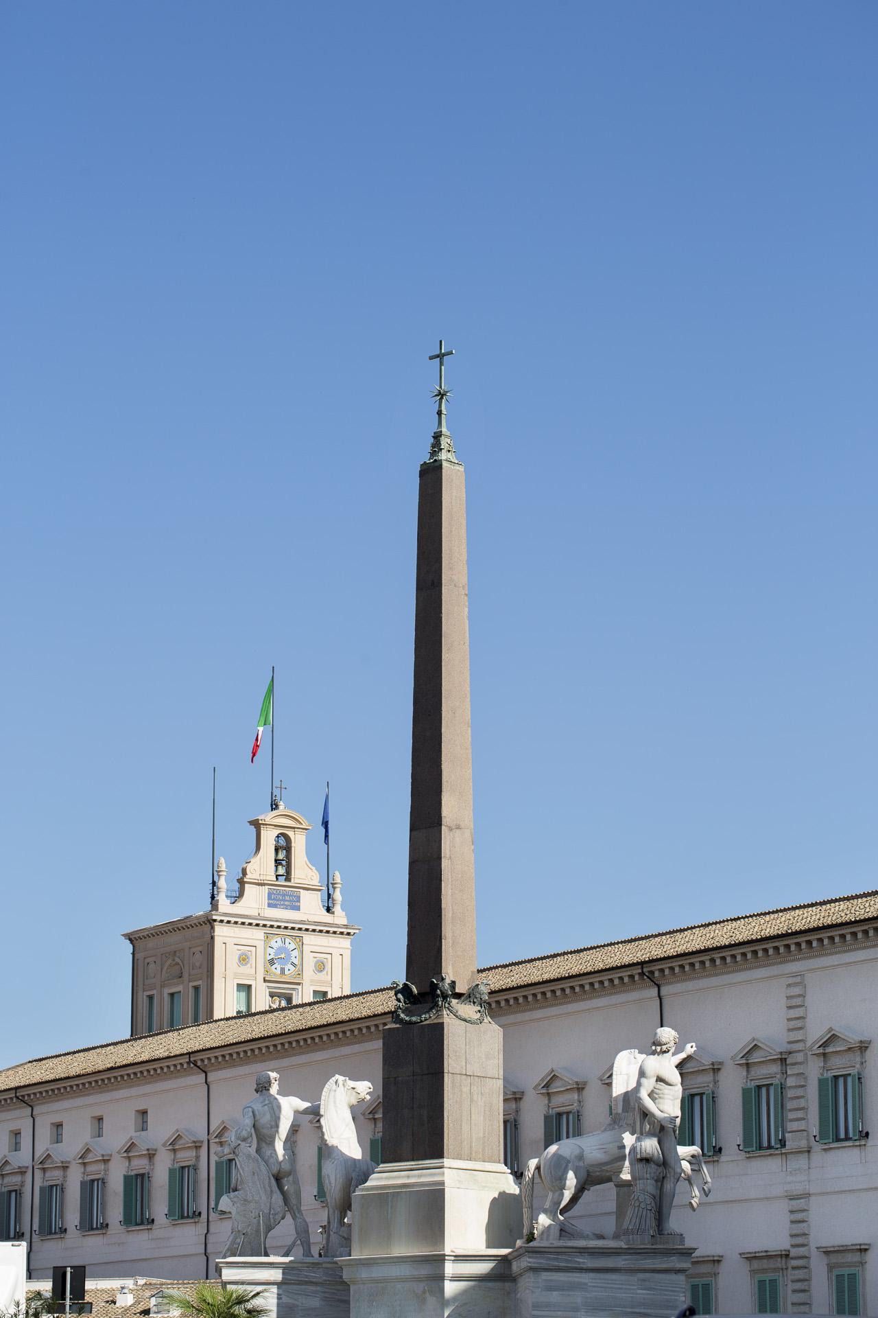 _nf - Roma Quirinale con obelisco
