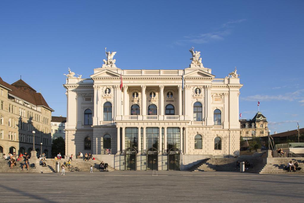 _nf - Zurich Opernhaus
