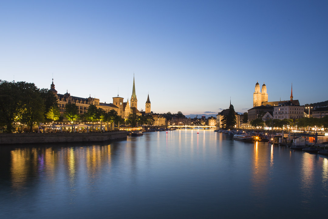 _nf - Zurich Quaibrucke