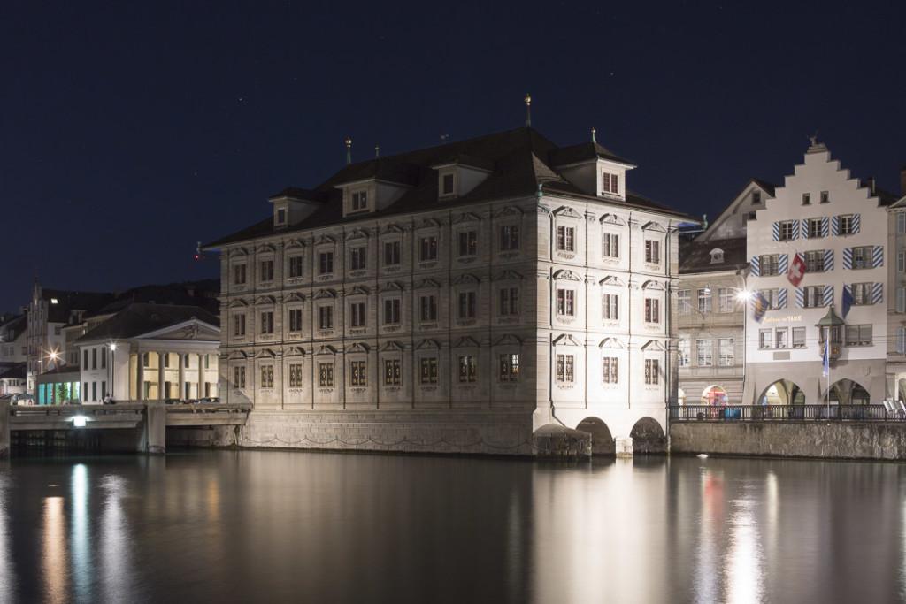 _nf - Zurigo Rathaus