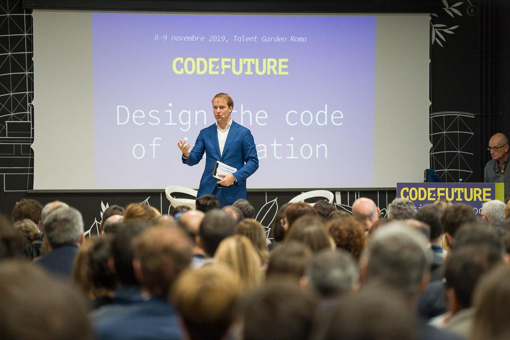 _nf - Reportage Evento - Code4Future